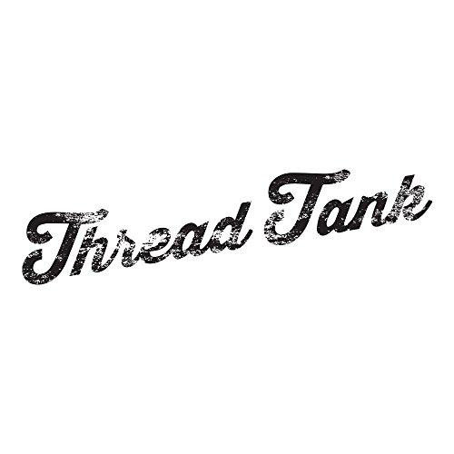 Thread Tank Artisan Elephant Women's Fashion Relaxed T-Shirt Tee Heather Grey Small
