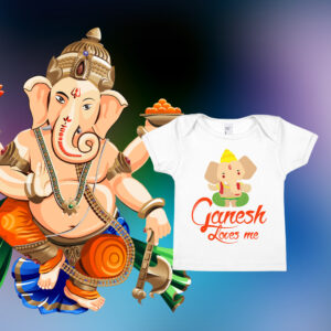 Ganesh Baby Onesies