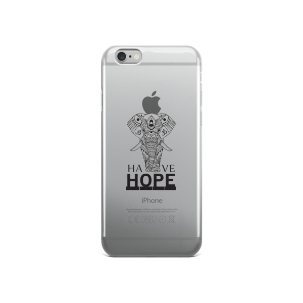 Have Hope - iPhone 5/5s/Se, 6/6s, 6/6s Plus Case