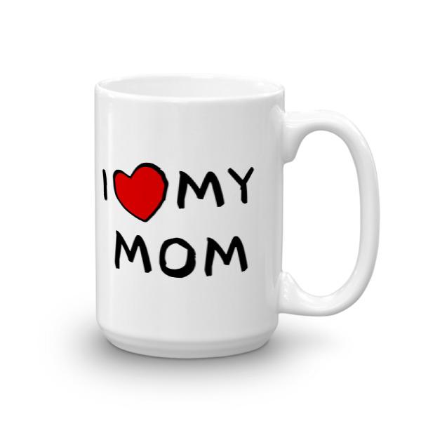 I GET LOVE FROM MY MOM CHAI COFFEE MUG