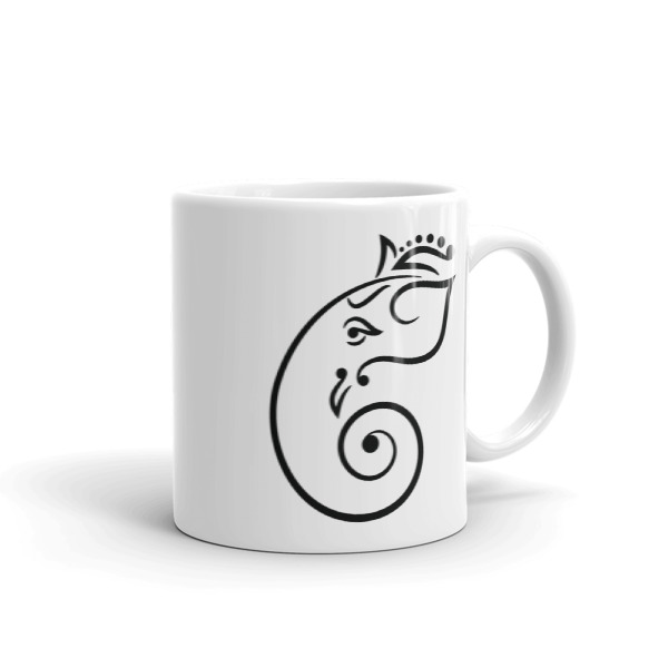 ALL THINGS ARE POSSIBLE - GANESH CHAI / COFFEE MUG