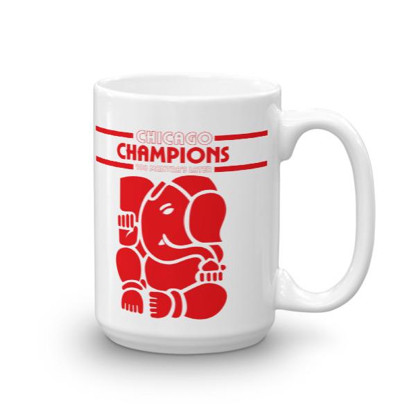 Chicago Champions - Mug