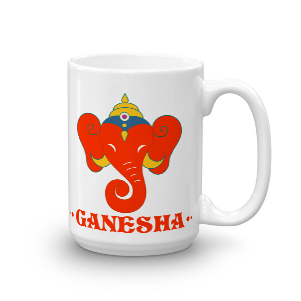 GANESHA ORANAGE CHAI / COFFEE