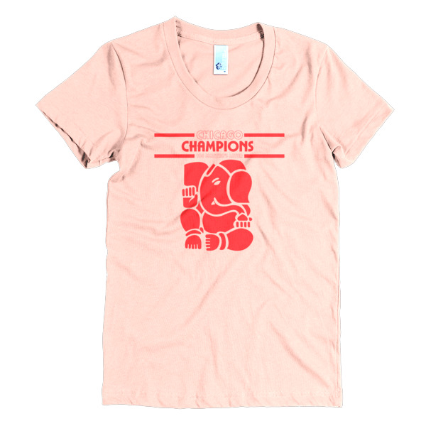 Chicago Champions - Women's short sleeve t-shirt