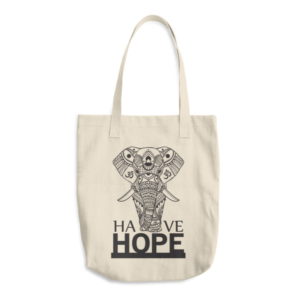 Have Hope - Cotton Tote Bag