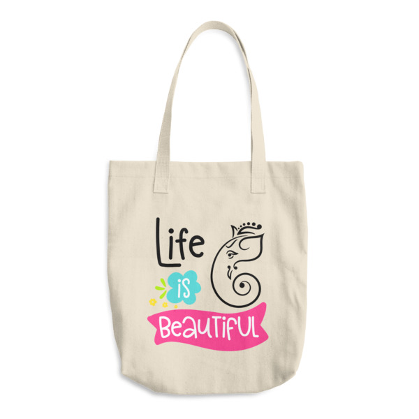 Life - Cotton Tote Bag