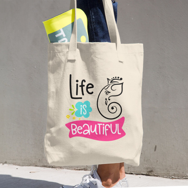 Life - Cotton Tote Bag