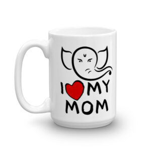 GANESH - I LOVE MY MOM CHAI / COFFEE CUP
