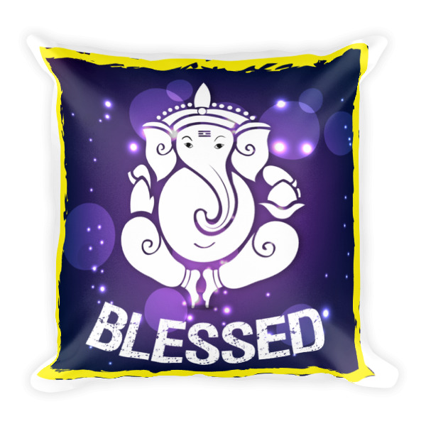 Stay Blessed - Square Pillow