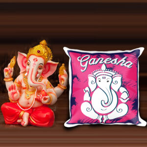 Ganesh Pillows