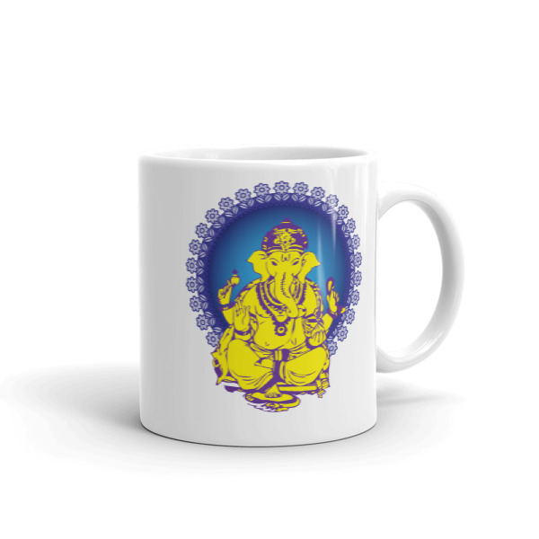 Big Ganesha Coffee Mug