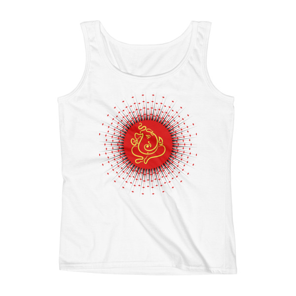 GANESH RED STARS Ladies' Tank