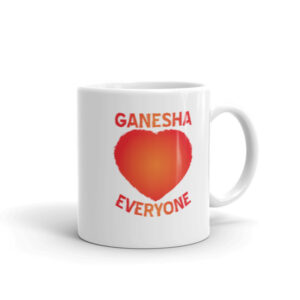 GANESHA LOVE EVERY CHAI / COFFEE Mug