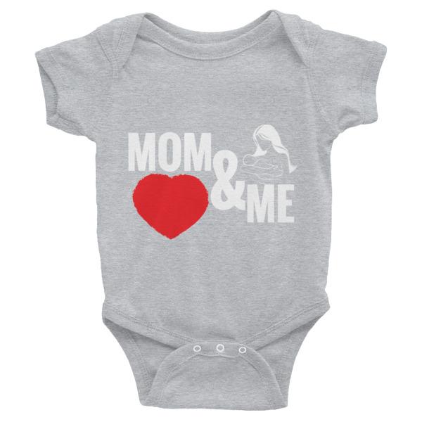 MOM & ME Infant Bodysuit