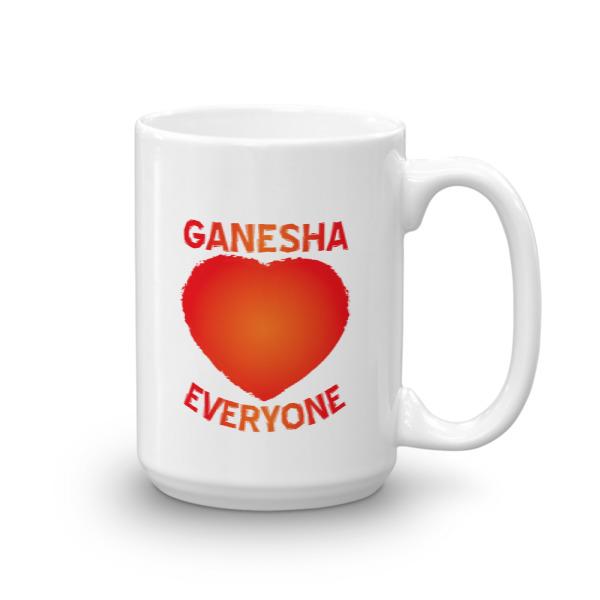 GANESHA LOVE EVERY CHAI / COFFEE Mug