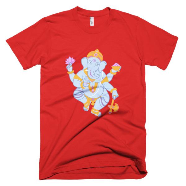 Ganesh - MK's Design Short sleeve men's t-shirt