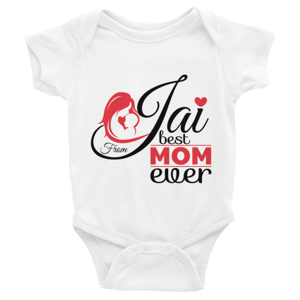 Best Mom Ever Infant Bodysuit