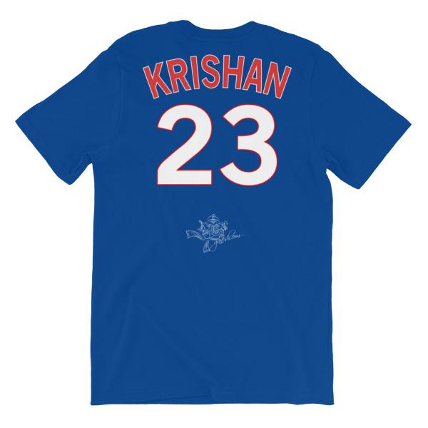 108 Chicago Champions - Krishan Unisex short sleeve t-shirt