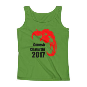 Ganesh Chaturthi 2017 Ladies' Tank